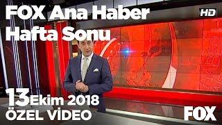 Adıyamanlılar çiğ köfteye doyamadı...  13 Ekim 2018 FOX Ana Haber Hafta Sonu