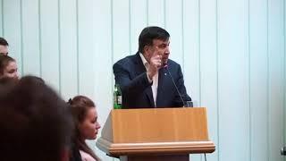 Саакашвили: Я был примером для подражания Порошенко, но не стал красть и стал врагом №1