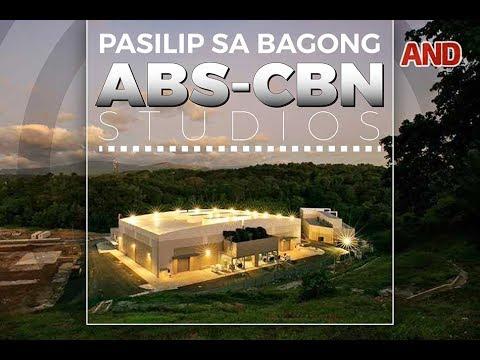 Pasilip sa bagong ABS-CBN Studios
