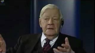 Helmut Schmidt über Bilderberger