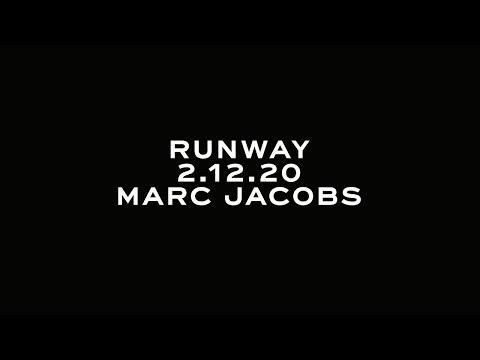 RUNWAY FALL 2020 MARC JACOBS
