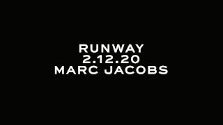 RUNWAY FALL 2020 MARC JACOBS