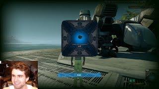 ENTROPIA UNIVERSE: Opening 10 Beacon Strongboxes! ESI Loot!