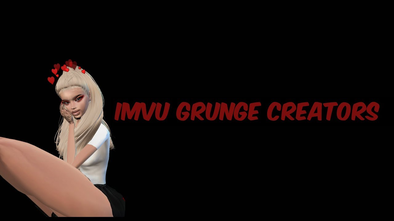 how to look grunge on imvu