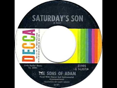 SONS OF ADAM-MAKE ME FEEL GOOD