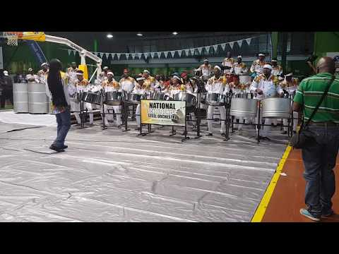 A Tribute To The Greats- National School of Music 2018 Panorama (Guyana)