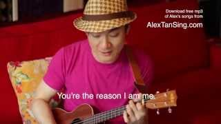 "★Singapore Singer Alex Tan Sing original song ""Love You More Singapore! "" ★"