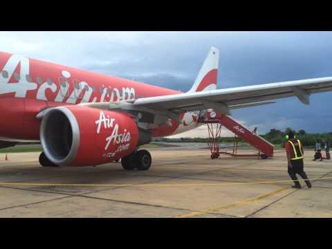 บินครั้งแรก เทียวบินเลย- กรุงเทพ สายการบินแอร์เอเชีย ราคาเบาๆ หลักร้อยเท่านั้น