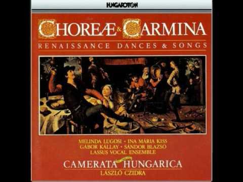 Camerata Ungarica - Bruynsmedelijn a) Basse danse Helas Madame