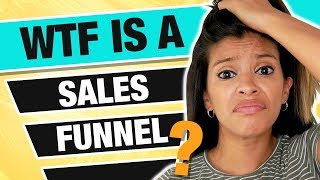 WTF Is A Sales Funnel? Sales Funnels Explained For Beginners   Marissa Romero