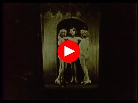 Die freudlose Gasse [The Joyless Street] (G.W. Pabst, 1925): Grete saved