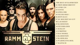 Best Of - RAMMSTEIN -  ALL TIME (36 Greatest Hits)