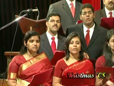 Malayalam Christmas song, Minnum Minnum, Swara Raaga, Mar Thoma Yuvajana  Sakhyam, New York