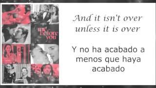 Imagine Dragons - Not Today (inglés- español)