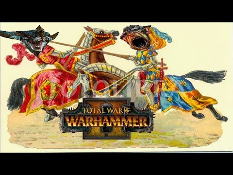 Prince's Pittance Tournament Stream   Total War: Warhammer 2 Competitive Matches