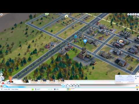 Let's Play SimCity - Coal Specialization - Full Cut