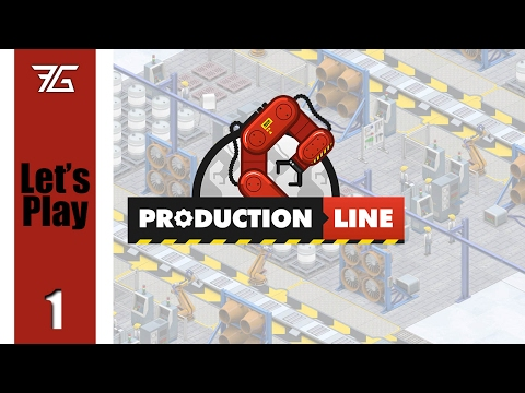 Production Line - Ep 1 A Factory Is Born