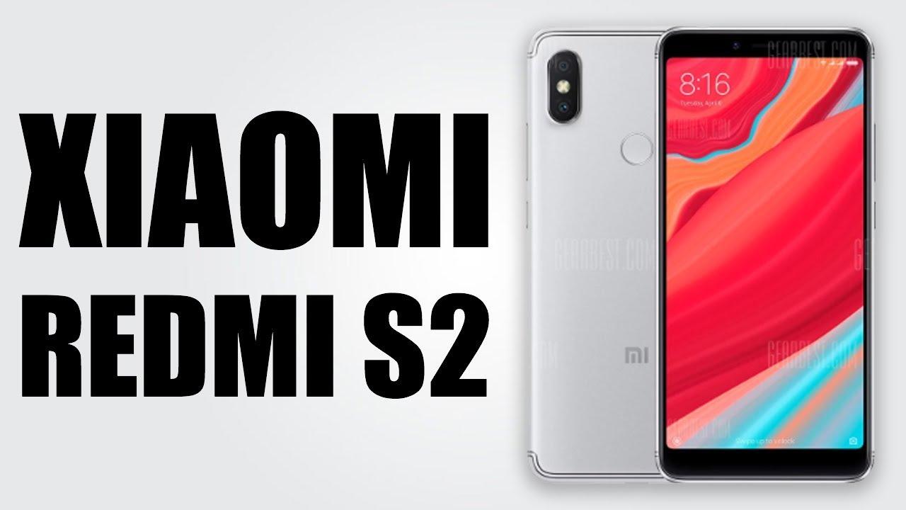 Xiaomi Redmi S2 599 Inch Android 80 3gb Ram 32gb Rom