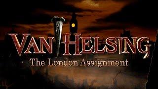 """Обзор на мультфильм - """"Ван Хельсинг: Лондонское задание/ Van Helsing: The London Assignment"""""""
