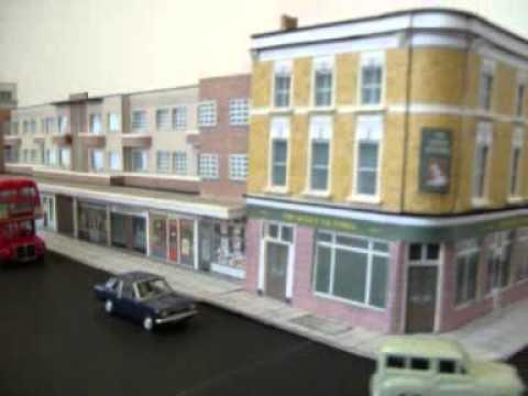 Kingsway High Street card models