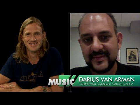 - Music - Darius Van Arman - Dead Oceans / Jagjaguwar / Secretly Canadian