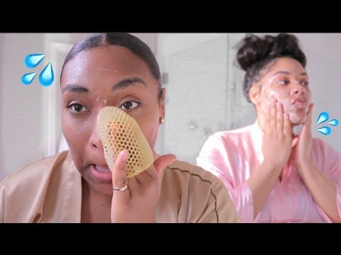 HOW WE GET FLAWLESS SKIN (FINALLY A SKINCARE ROUTINE)