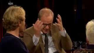 Benedikt Böhm in NDR Talkshow