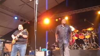 Sugaray Rayford Band, Bluesfest Gaildorf 4.7.2015