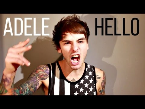 Adele - Hello (ROCK COVER) by Janick Thibault