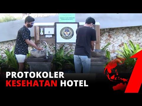 Protokoler Kesehatan Hotel
