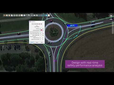 Roundabout Design Software - TORUS 5.1