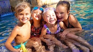 LAST SUMMER POOL PARTY! 👙 with EVERLEIGH & SLYFOX