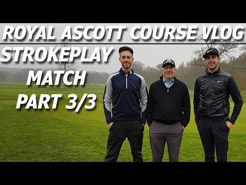 ROYAL ASCOTT GC ¦ 9 Hole Course Vlog ¦ PART 3/3