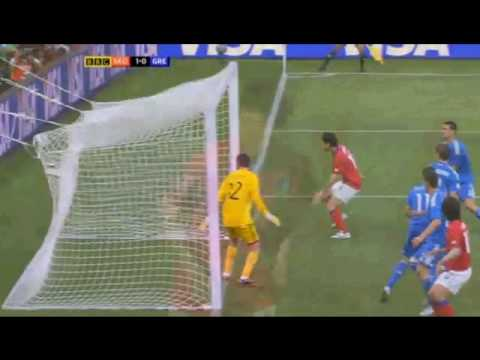 Korea Republic First Goal (Nelson Mandela Bay/Port Elizabeth) HQ