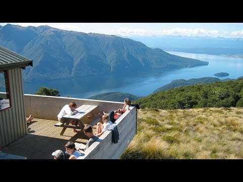 Kepler Track - New Zealand Great Walks - New Zealand's Information Network