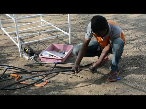 Low Cost Hydroponics Structure - Part 2