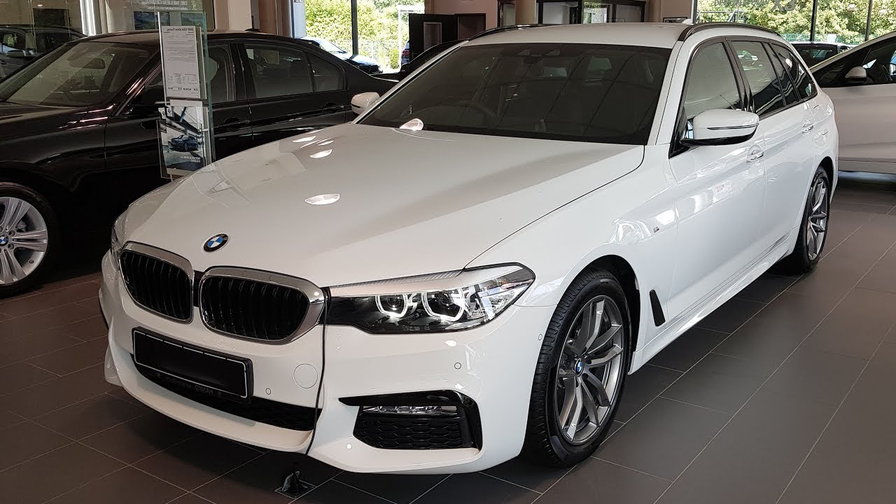 2018 Bmw 520d Xdrive Touring M Sportpaket Bmw View