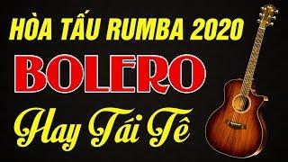 Nhạc Bolero Không Lời Hay Tê Tái | Hoà Tấu Rumba Không Quảng Cáo 2020 | Nhạc Vàng Không Lời