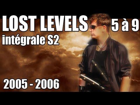 FUNGLISOFT  Lost Levels  saison 2 intégrale 2005  2006