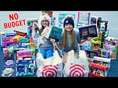 NO BUDGET TARGET HAUL FOR CHILDREN'S HOSPITAL! 🎁