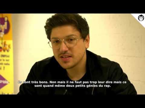 Interview de Quentin Mosimann