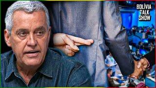 """Mauro Naves: """"Acho que na TV tem mais traíra do que no futebol"""" - BTS #216"""