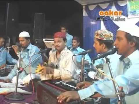 Azim Naza Qawwali ll Allahu Allah ll Aakar Films- Rajkot