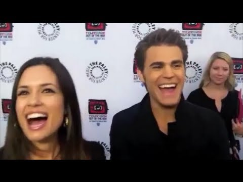 Paul Wesley and Torrey DeVitto | Farewell