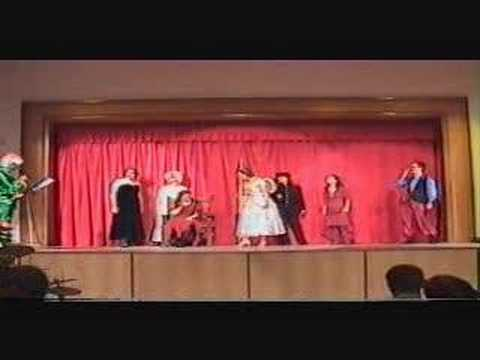 1st Year Teachers' Pantomime