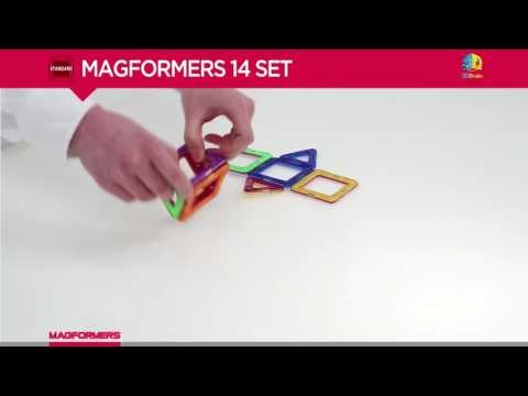 MAGFORMERS 14 SET - 701003
