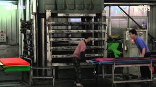 HOW  TO MAKE EVA FOAMING SHEET.mp4