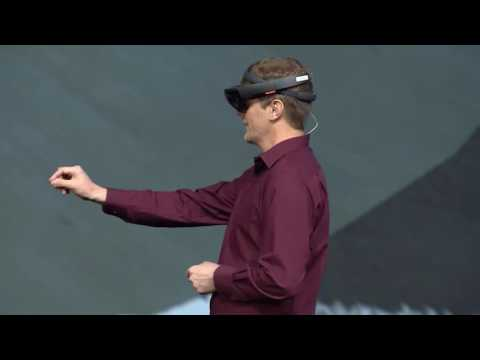 ArcGIS Runtime and the Microsoft HoloLens
