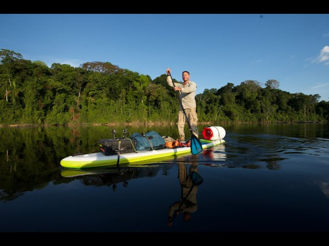 Expedition Ghost River - Suriname