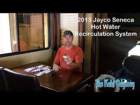 2013 Jayco Seneca Hot Water Recirculation System